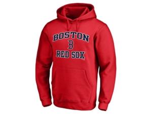 Majestic Boston Red Sox Men's Rookie Heart & Soul Hoodie