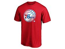 Philadelphia 76ers Men's Slash And Dash T-Shirt