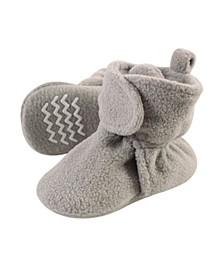 Baby Girls and Boys Cozy Fleece Booties