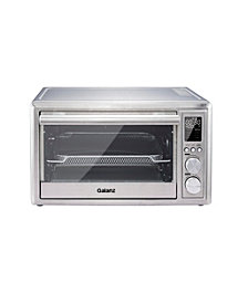 Galanz 1.1 CuFt 30L Digital Toaster Oven with Air Fry