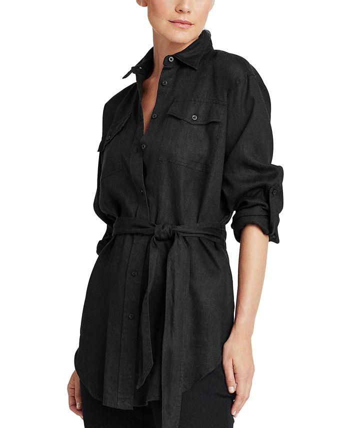 Lauren Ralph Lauren - Lightweight Linen Shirt