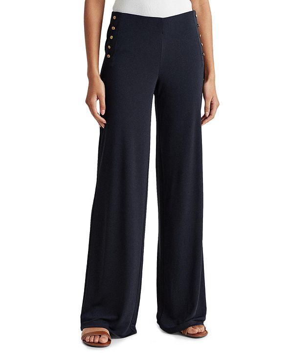 Lauren Ralph Lauren Nautical-Inspired Pants