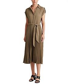 Utilitarian-Inspired Dress