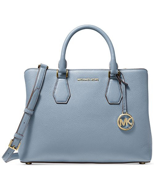 Michael Kors Camille Large Satchel