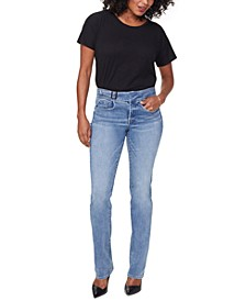 Marilyn Buckled Tummy-Control Jeans