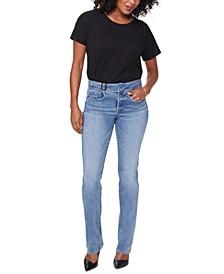 Marilyn Buckled Tummy-Control Jeans