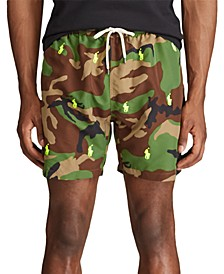 "Men's 5-½"" Inch Traveler Swim Trunks"