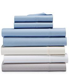 AQ Textiles 1600-Thread Count Austin Pembroke Sheets Collection