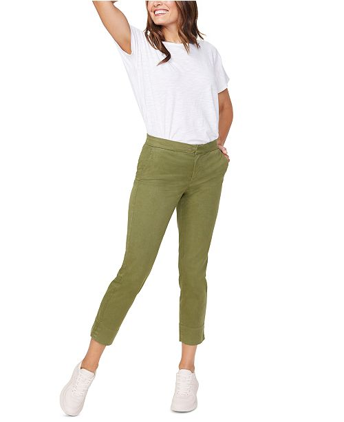 NYDJ Cropped Pants