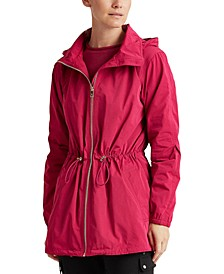 Full-Zip Anorak Jacket