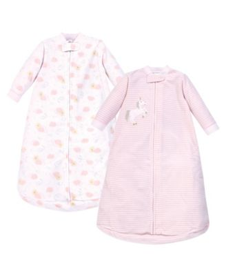 2 Pack Yoga Sprout Fleece Sleep and Play