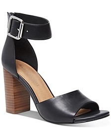 Harperr Two-Piece City Sandals