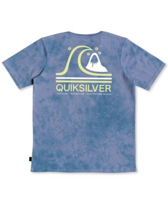 Quiksilver Big Box Spray Boys Tee