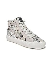 Roxanne High Top Sneaker