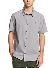 Men's Taxer Wash Short Sleeve Woven Shirt