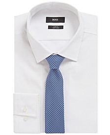 BOSS Men's Medium Blue Tie