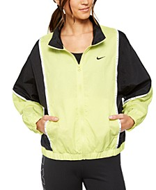 Women's Sportswear Colorblocked Woven Jacket