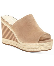 Monrah Wedge Sandals