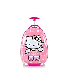 "Hello Kitty 18"" Kids Hardside Carry-On"