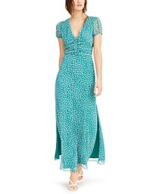 Printed Chiffon Maxi Dress, Created for Macy's