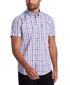 Men's Tattersall Check Shirt