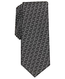 Men's Market Geometric Necktie, Created for Macy's