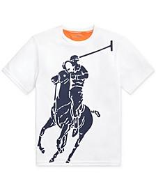Big Boys Performance Jersey T-Shirt