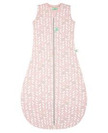 Baby Girls 0.2 Tog Jersey Sleeping Bag