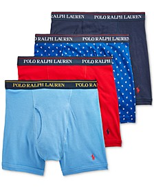 Men's  3+1 Bonus Boxer Brief