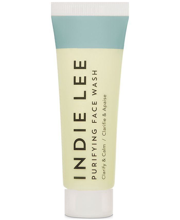 Indie Lee - Purifying Face Wash, 1-oz.