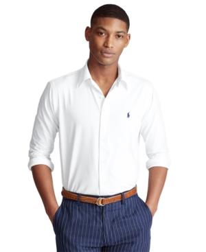 Polo Ralph Lauren Men's Big & Tall Classic-Fit Performance Shirt