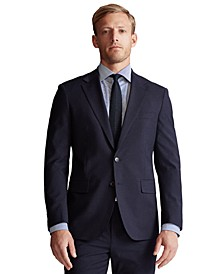 Men's Polo Wool-Blend Sport Coat