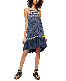Free People Boarderline Tank Mini Dress