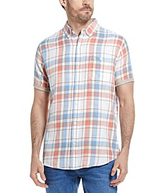 Men's Seneca Plaid Shirt