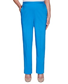 Petite Sea You There Pull-On Pant