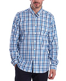 Men's Creswell Tattersall Check Shirt