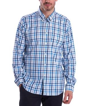 Barbour Men's Creswell Tattersall Check Shirt