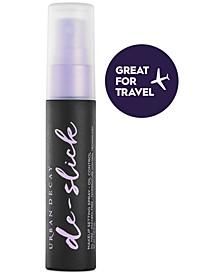 Travel-Size De-Slick Oil Control Makeup Setting Spray