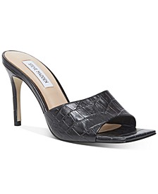 Women's Avoid Square-Toe Sandals