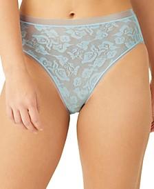 Awareness Lace High-Cut Brief Underwear 871101