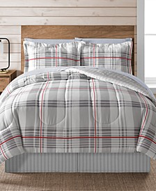Brandon 8-Pc. Full Comforter Set