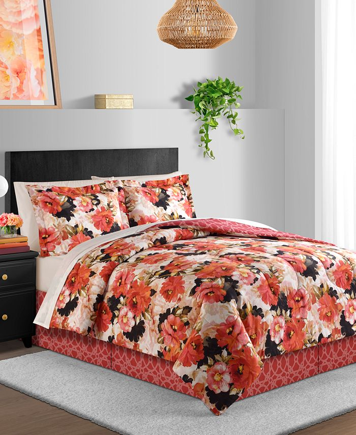 Fairfield Square Collection - Angelica 8-Pc. Comforter Set