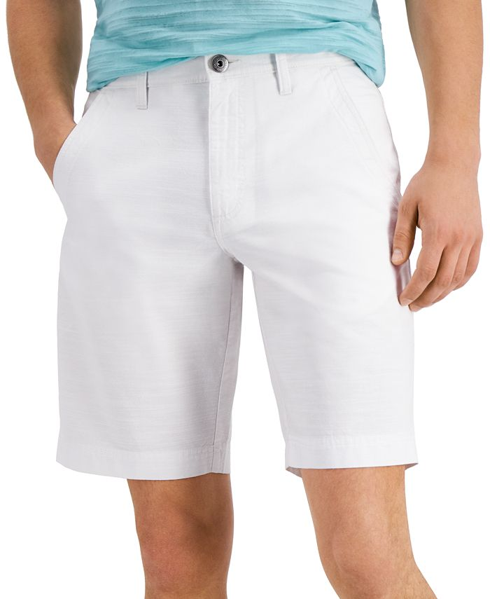 INC International Concepts - Men's Roggen Flat-Front Shorts