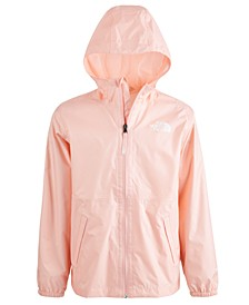 Big Girls Zipline Rain Jacket