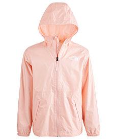The North Face Big Girls Zipline Rain Jacket