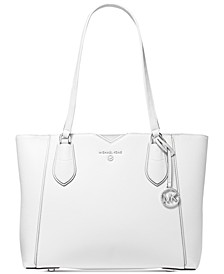 Mae Medium Leather Tote