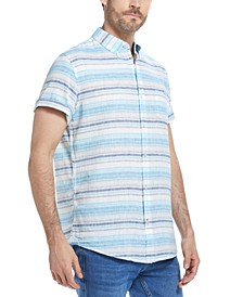 Men's Carson Striped Shirt