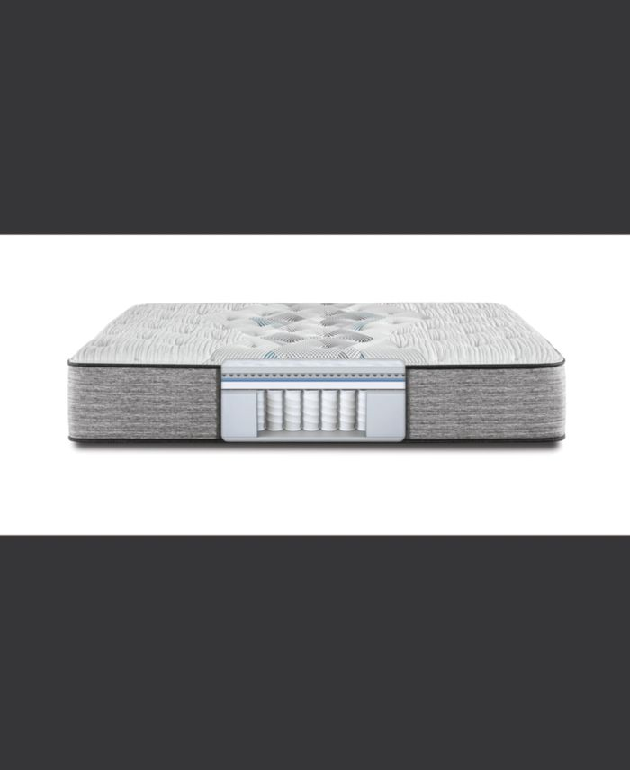 """Beautyrest Harmony Lux Carbon 12.5"""" Extra Firm Mattress - Twin XL & Reviews - Mattresses - Macy's"""