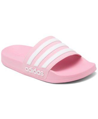 Adidas Slides - Macy's
