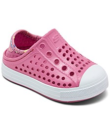 Toddler Girls Cali Gear Guzman Steps Sandcastle Dreams Water Sneakers from Finish Line